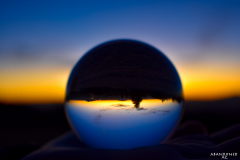 sunset ball